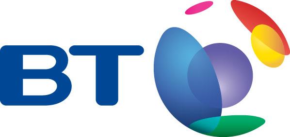 Bt logo blue