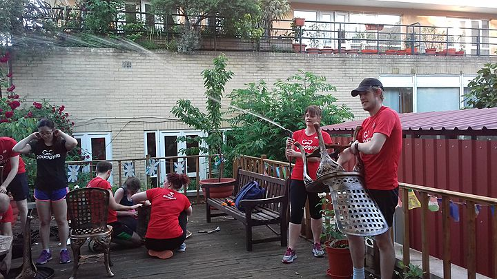Gotta get (Ash)down with GoodGym