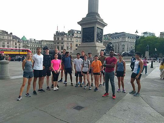 LSE Run Club - wk 5