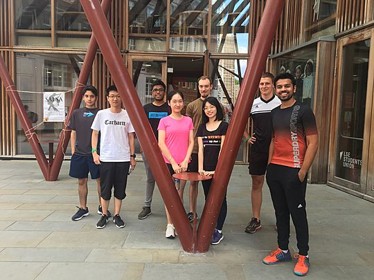 Running Economy! LSE London Group Run