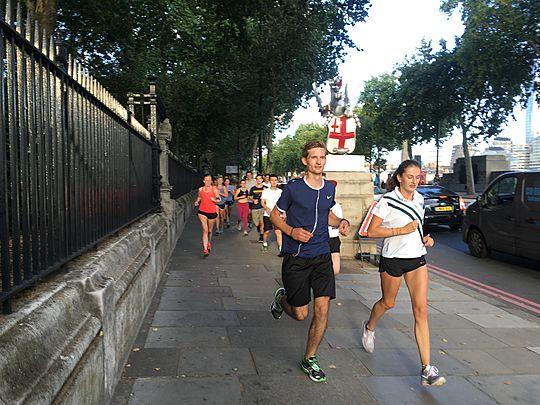 LSE Run Club - Wk 6