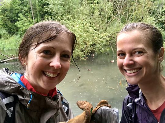 Splogging: We took to it like fish to ponds