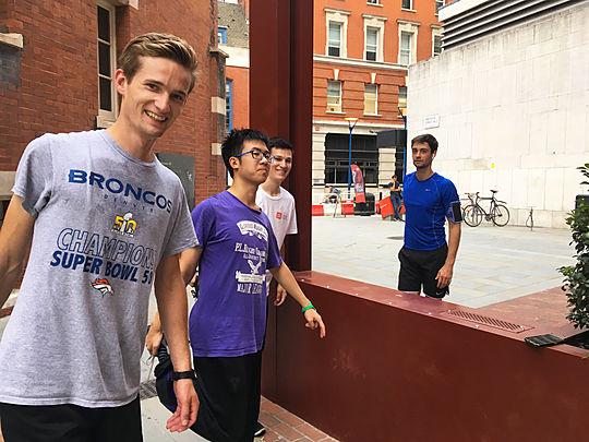 LSE Run Club - Wk 7