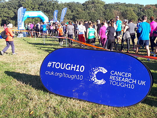 Cancer Research Tough 10 - Epping Forest