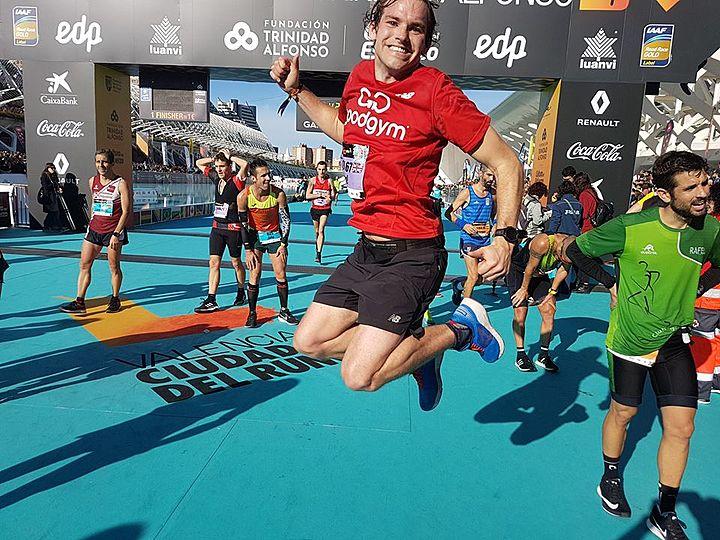 Valencia Marathon 2018  - Dreams do come true at the Valencia Ciudad del Running