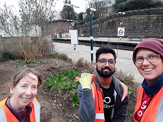 Train-ing gives Goodgym runners a platform to branch out!