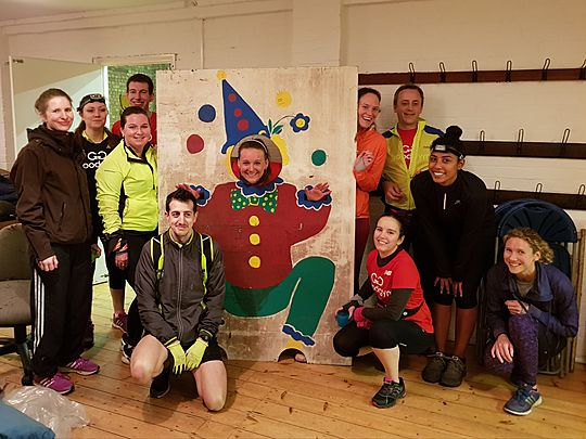 Goodgym's (girl) Guide to Clowning Around