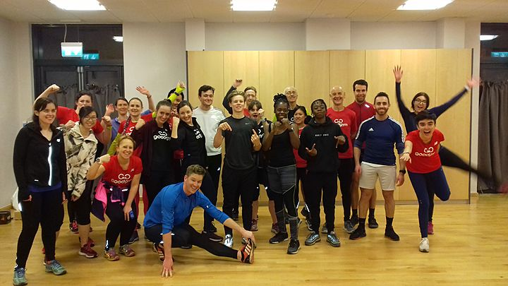 GoodGym x Earth Hour - Bedstand and deliver