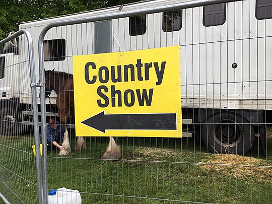 The (Country) Show Must Go On!