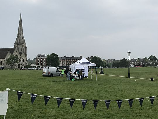 Balloons, Wind and Marquees, Oh My!