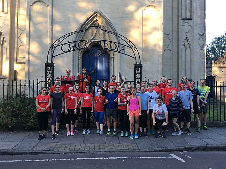 GoodGym gets Green Fingered