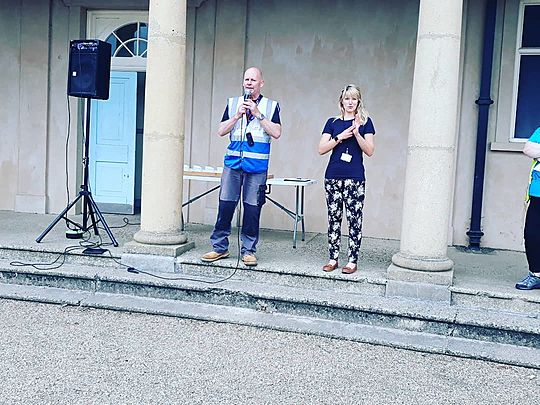Norwich parkrun with British Sign Language Support