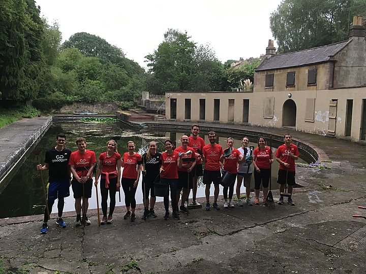 GoodGym | GoodGym Bath - Sickle the Scythe of us!