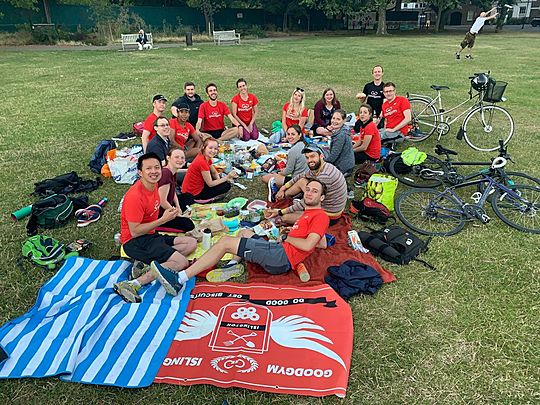 School's in for summer; GoodGym weeds for-ever