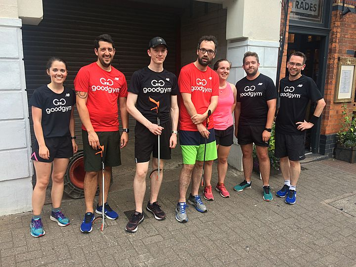 The GoodGym Sweat Fest!