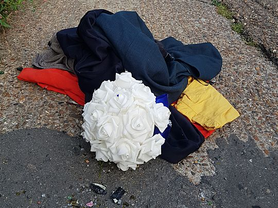 A Tossed Bouquet means a Goodgym Oscar Performance on Broadway!