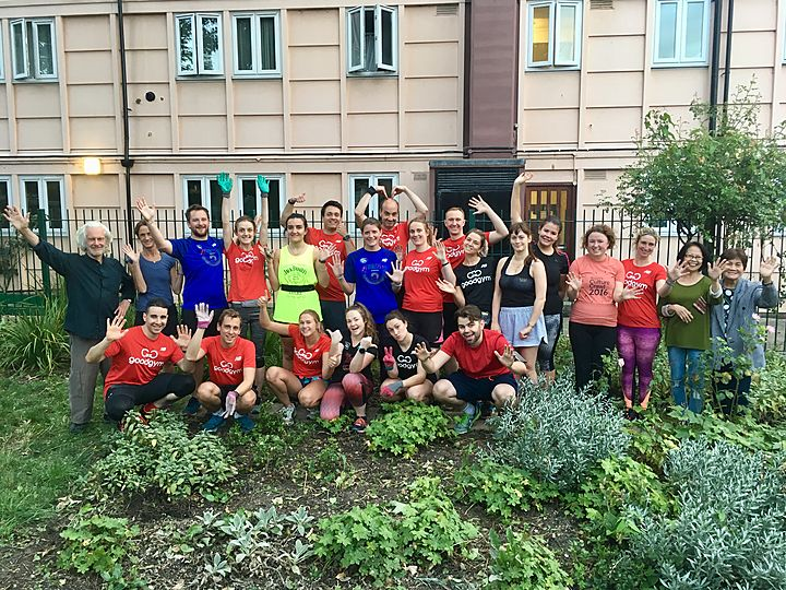 Garden need some attention? Just Ask'ham at GoodGym H&F!