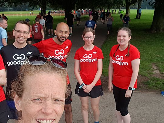 Coventry parkrun and Picnic