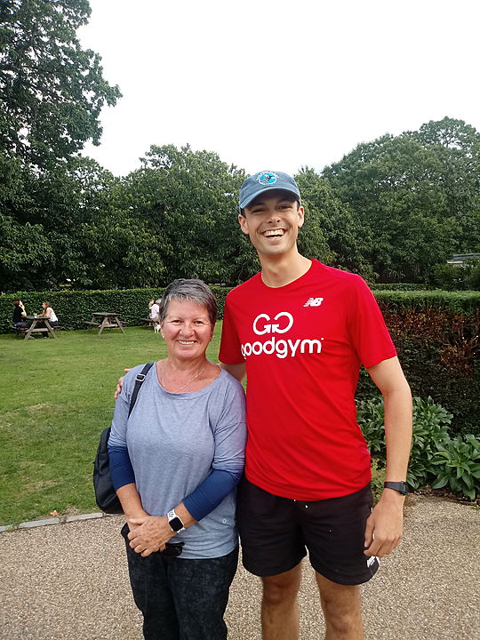 GoodGym does Changing (bath)Rooms