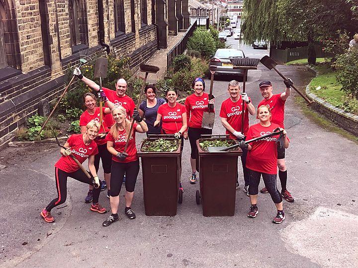 This Week We've Mostly Bin Gardening!