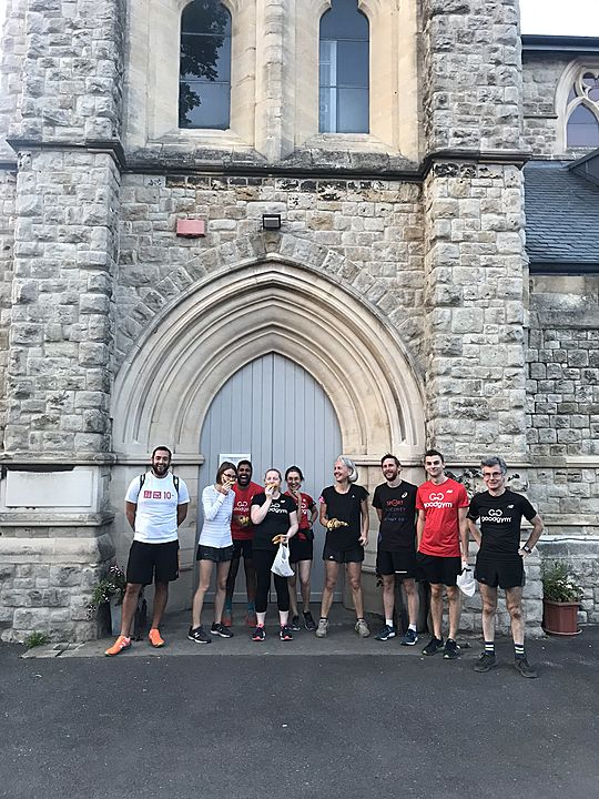 GoodGym goes bananas
