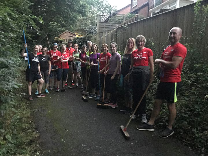 An Adventure with Great GoodGym A(l)ttitude!