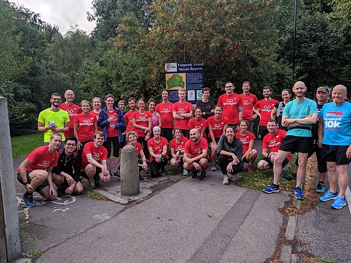 GoodGym takes the edge off