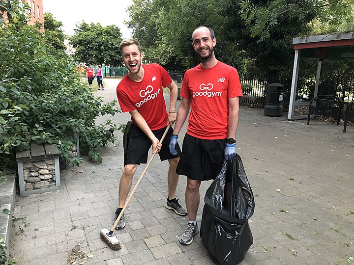 Sweep Britain Tidy