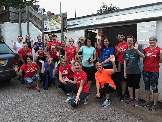 Newtown Preschool helped by New-in-town Rungroup