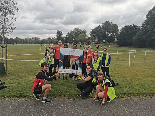 Just a Litter-Pick of your Park(run)
