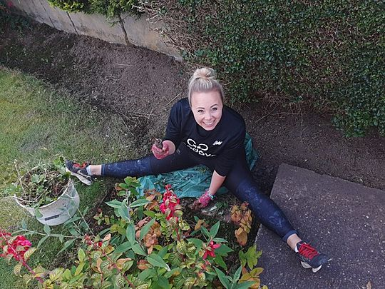 Blistering Paced Gardening