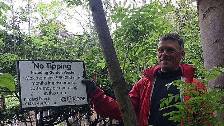 Doing Good in Gledholt Wood