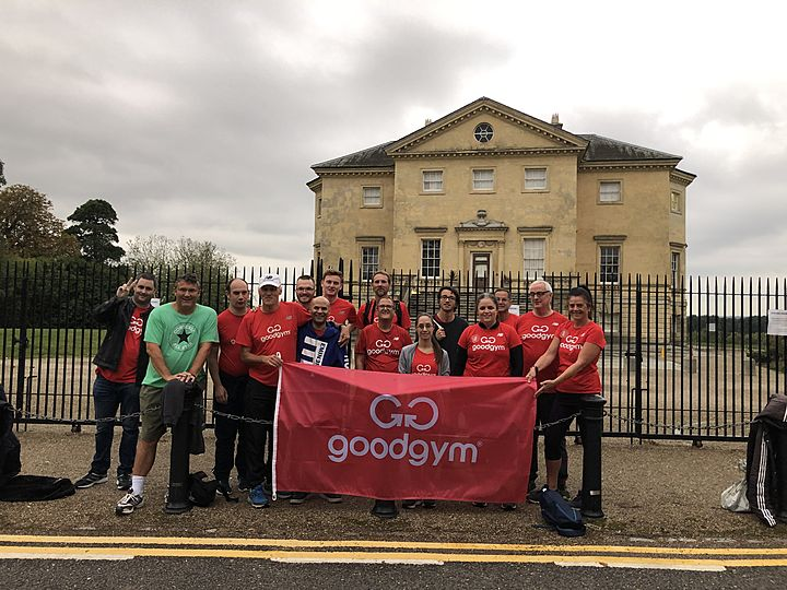 Hap-pie Birthday GoodGym 🥳
