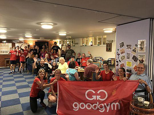 #GG10 - Barley & The GoodGym Factory