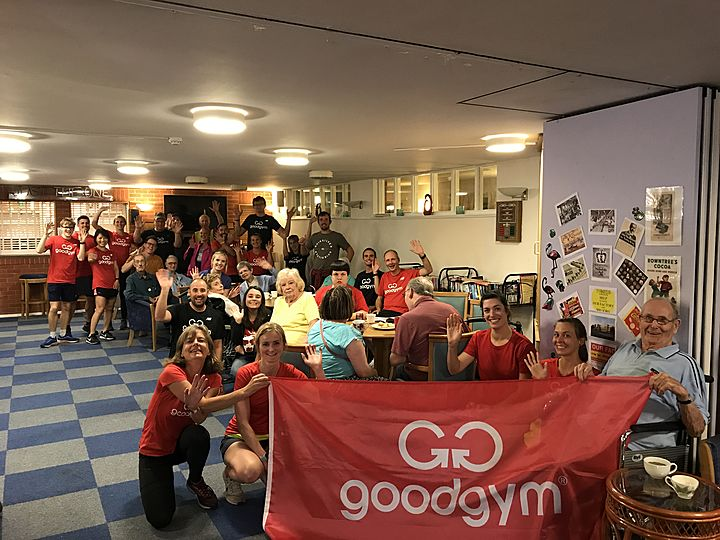 #GG10 - Barley & The GoodGym Factory