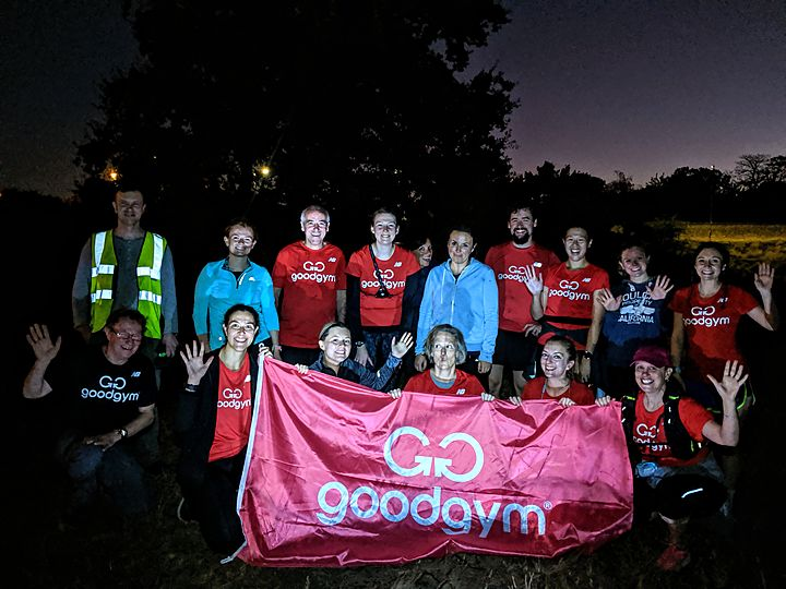 GoodGym Vol 10: The Greatest Pits #GG10