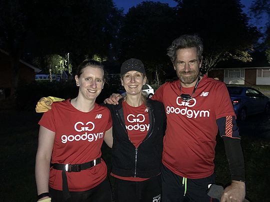 Hop along Goodgym