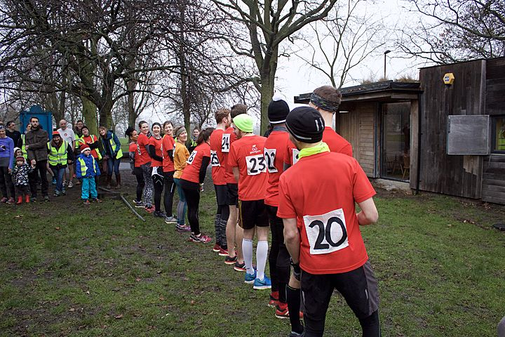GoodGym volunteer and pacing at Hilly Fields parkrun