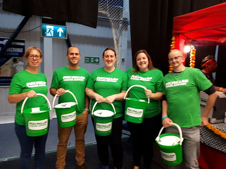 Brave the Shave with Macmillan