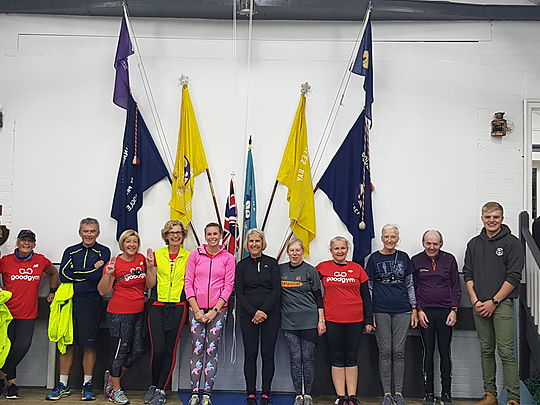 Scouting for Goodgym