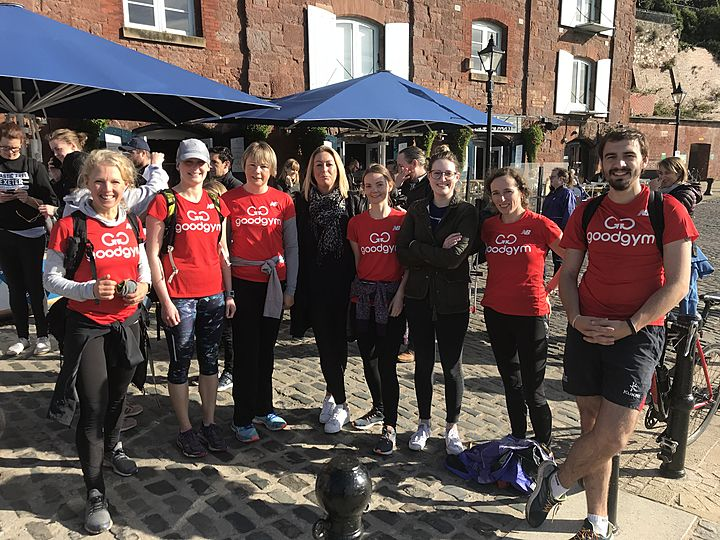 Getting Fitter Picking Litter!