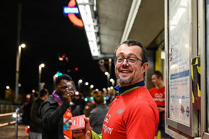 Goodgym, Goodgym, Read All About It!