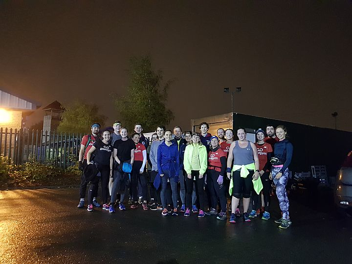 Great Wall of GoodGym