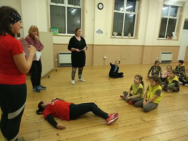Brownie Points On Your First Aid Skills!