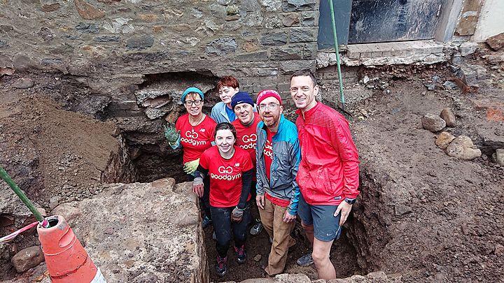 Runners soiled themselves at Llandaff Community Toilet