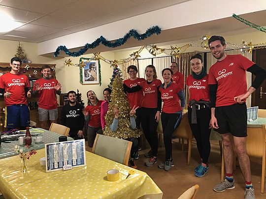 GoodGym Decks the Halls (...and everything else too!)
