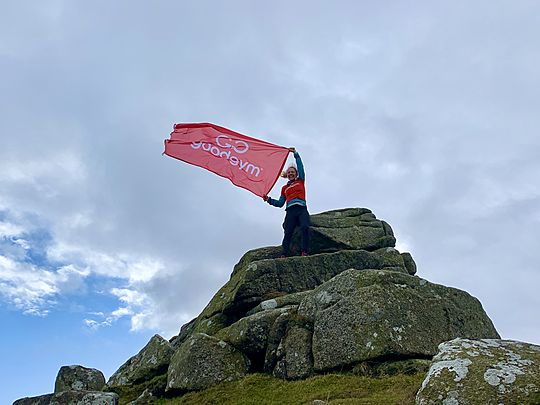 The GoodGym, my friend, is blowing in the wind!