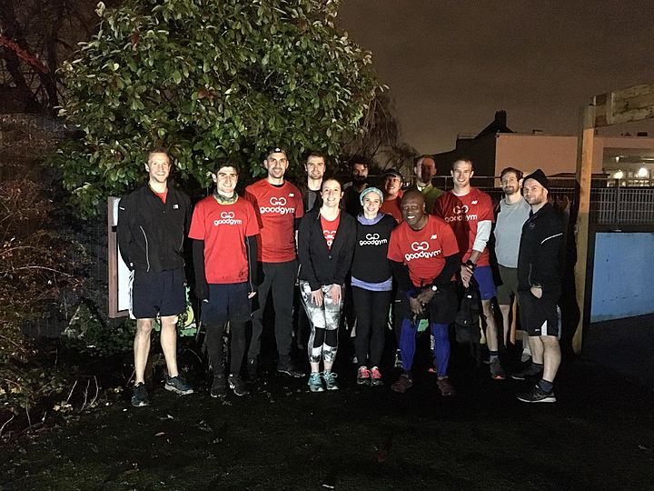 GoodGym Wenceslas