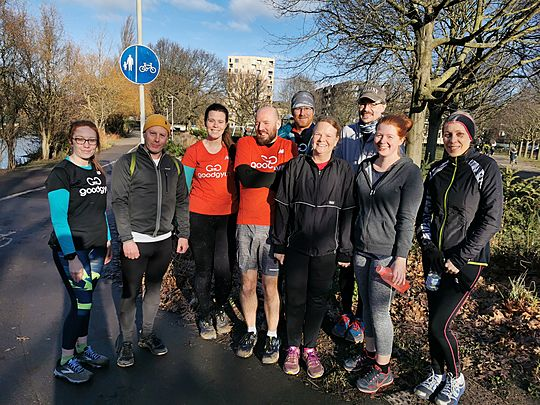 Welcome to Goodgym