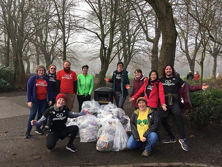 We've bin bagging more good deeds!